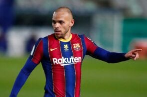Martin Braithwaite - FC Barcelona