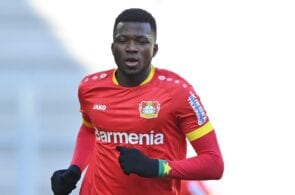 Edmond Tapsoba - Bayer Leverkusen