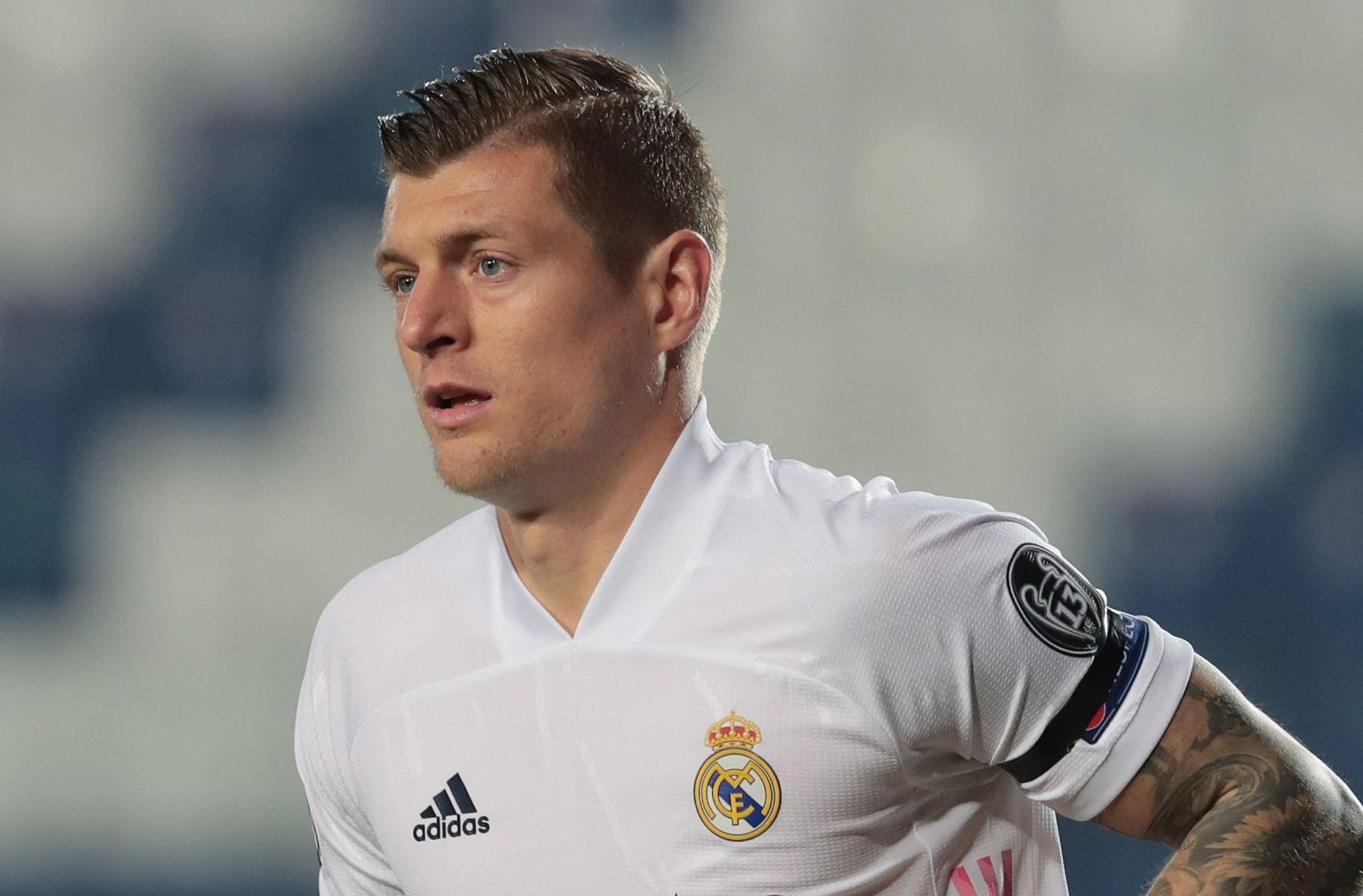 Toni Kroos - Real Madrid
