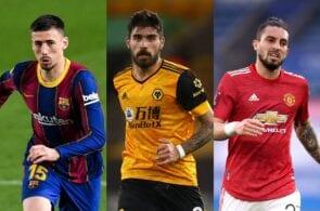Lenglet - Barcelona, Neves - Wolves, Telles - Man Utd