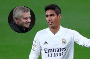 Ole Gunnar Solskjaer - Man Utd, Raphael Varane - Real Madrid