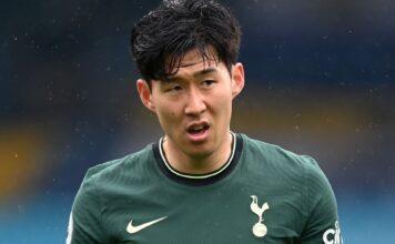Son Heung-min - Tottenham