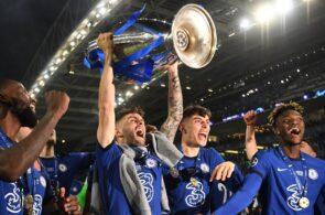 Christian Pulisic - Chelsea - Champions League