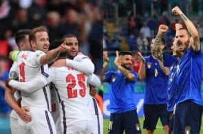 Italy vs England - Euro 2020 final