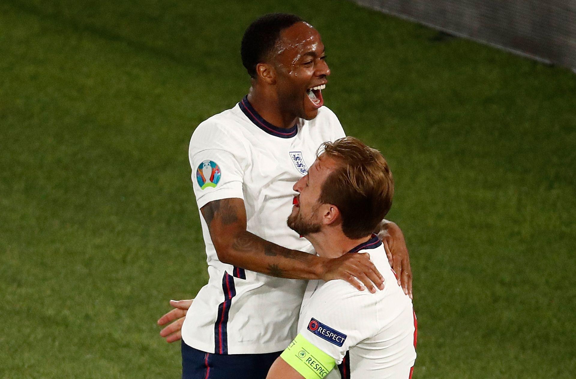 Harry Kane & Raheem Sterling - England - Euro 2020