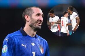 Giorgio Chiellin - Italy, England - Euro 2020