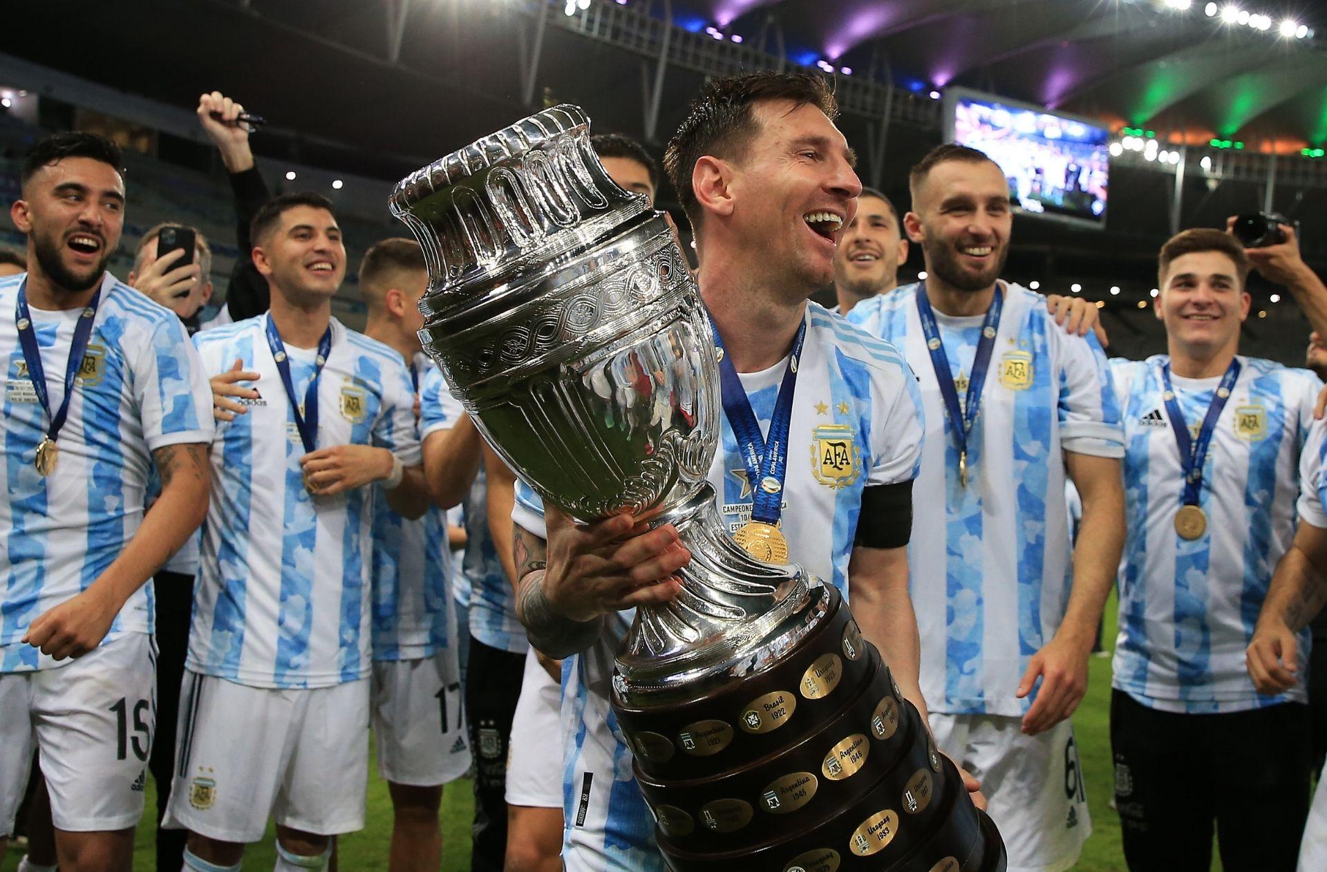Lionel Messi - Argentina - Copa America