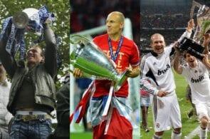 Arjen Robben - Chelsea, Bayern Munich, Real Madrid