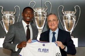 David Alaba -Real Madrid