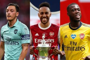 Arsenal's 10 most expensive transfers in history revealed