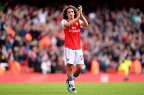 Matteo Guendouzi, Arsenal