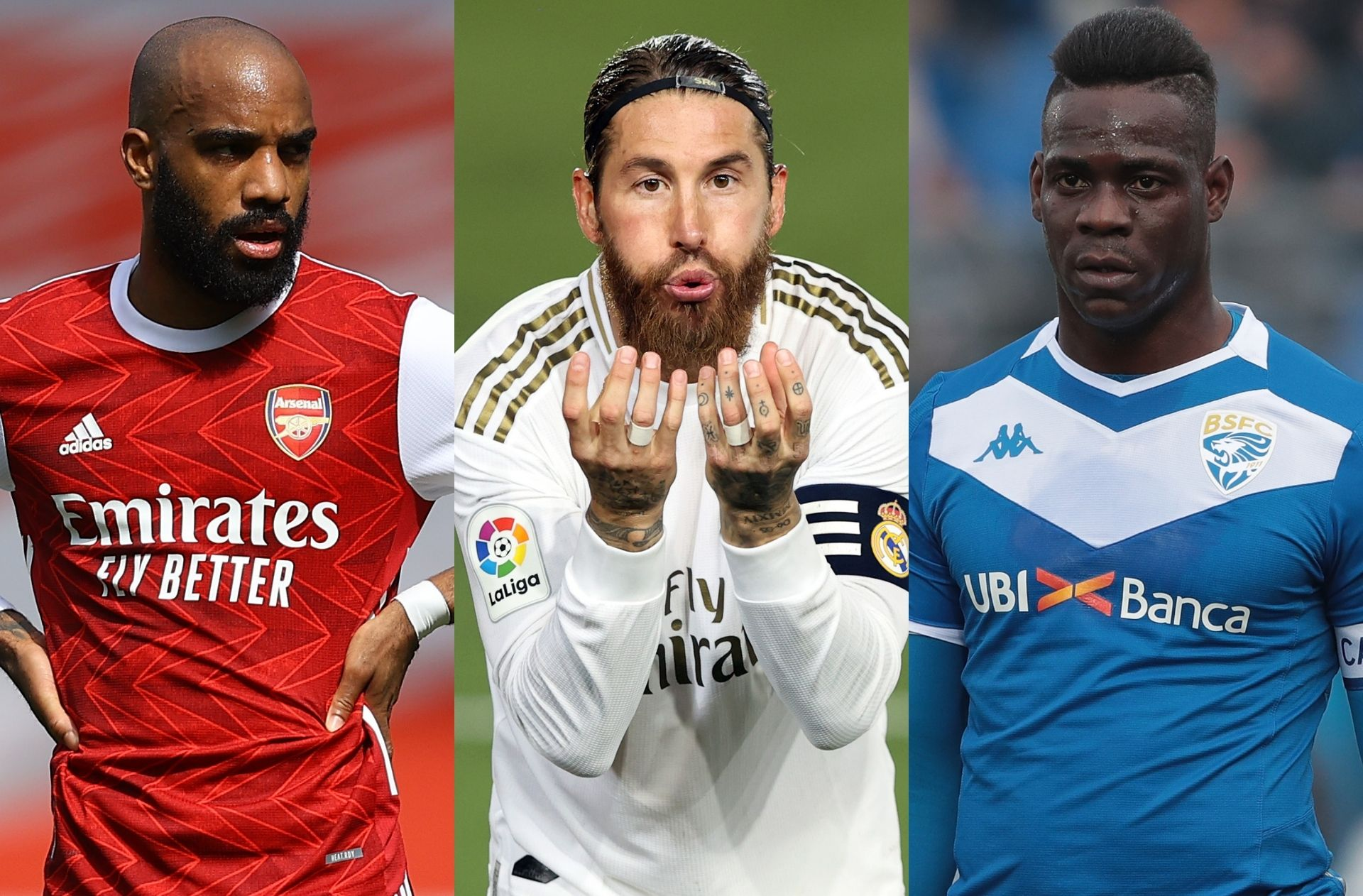 Tuesday's transfer rumors - PSG close in on 3 superstar signings
