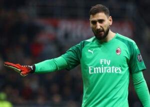 Gianluigi Donnarumma - AC Milan