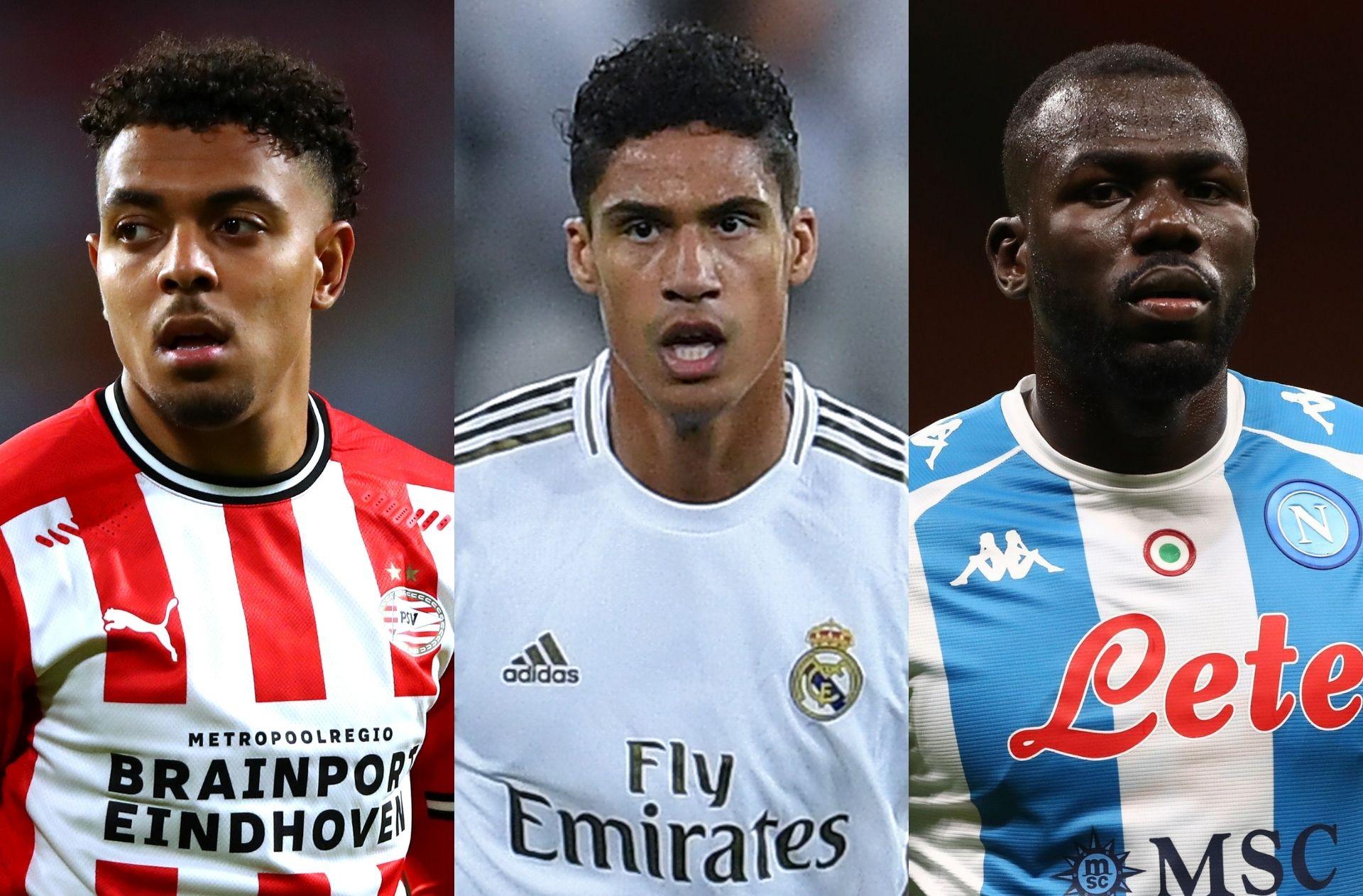 Monday's transfer rumors - Man United reach breakthrough in Varane talks
