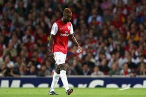 Johan Djourou, Arsenal