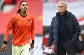 Chris Smalling, Jose Mourinho