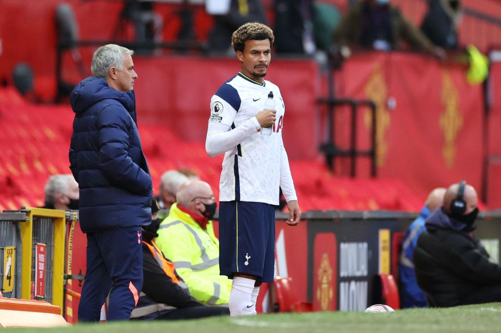 Dele Alli, Jose Mourinho, Tottenham