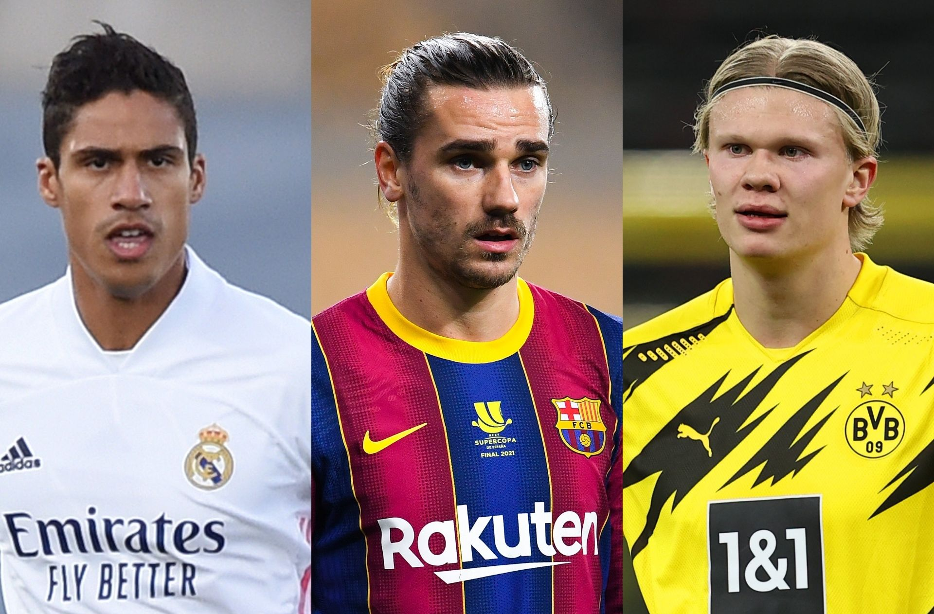 Tuesday's transfer rumors - Barcelona to swap Griezmann for Saul?