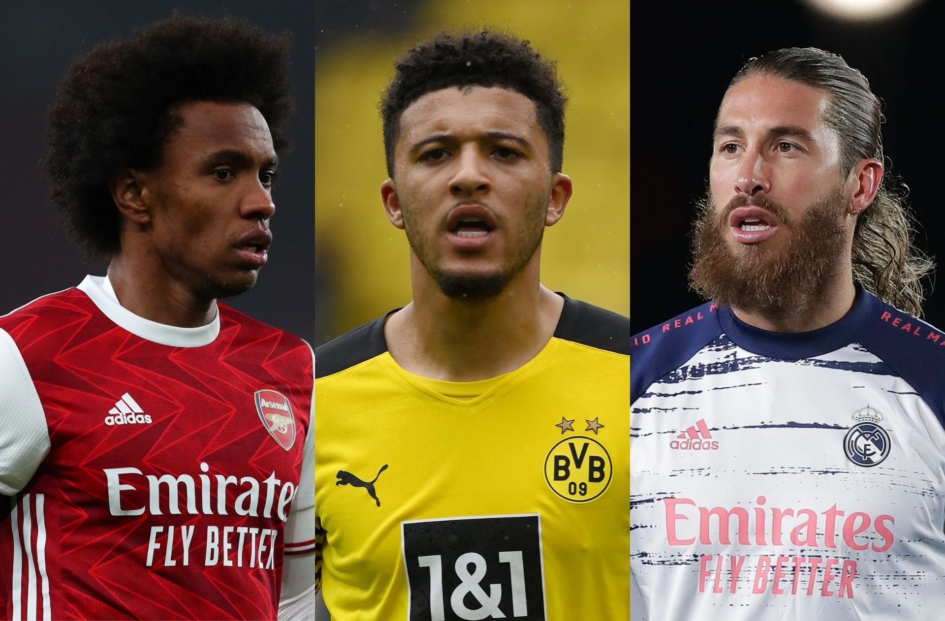 Friday's transfer rumors - Dortmund eye two signings after Sancho sale