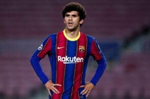 Carles Alena, FC Barcelona