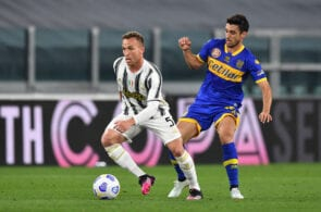 Arthur, Juventus