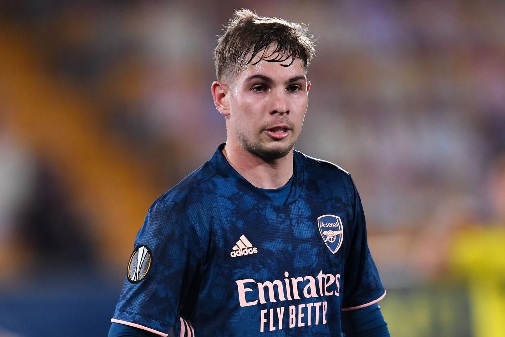 Emile Smith Rowe - Arsenal