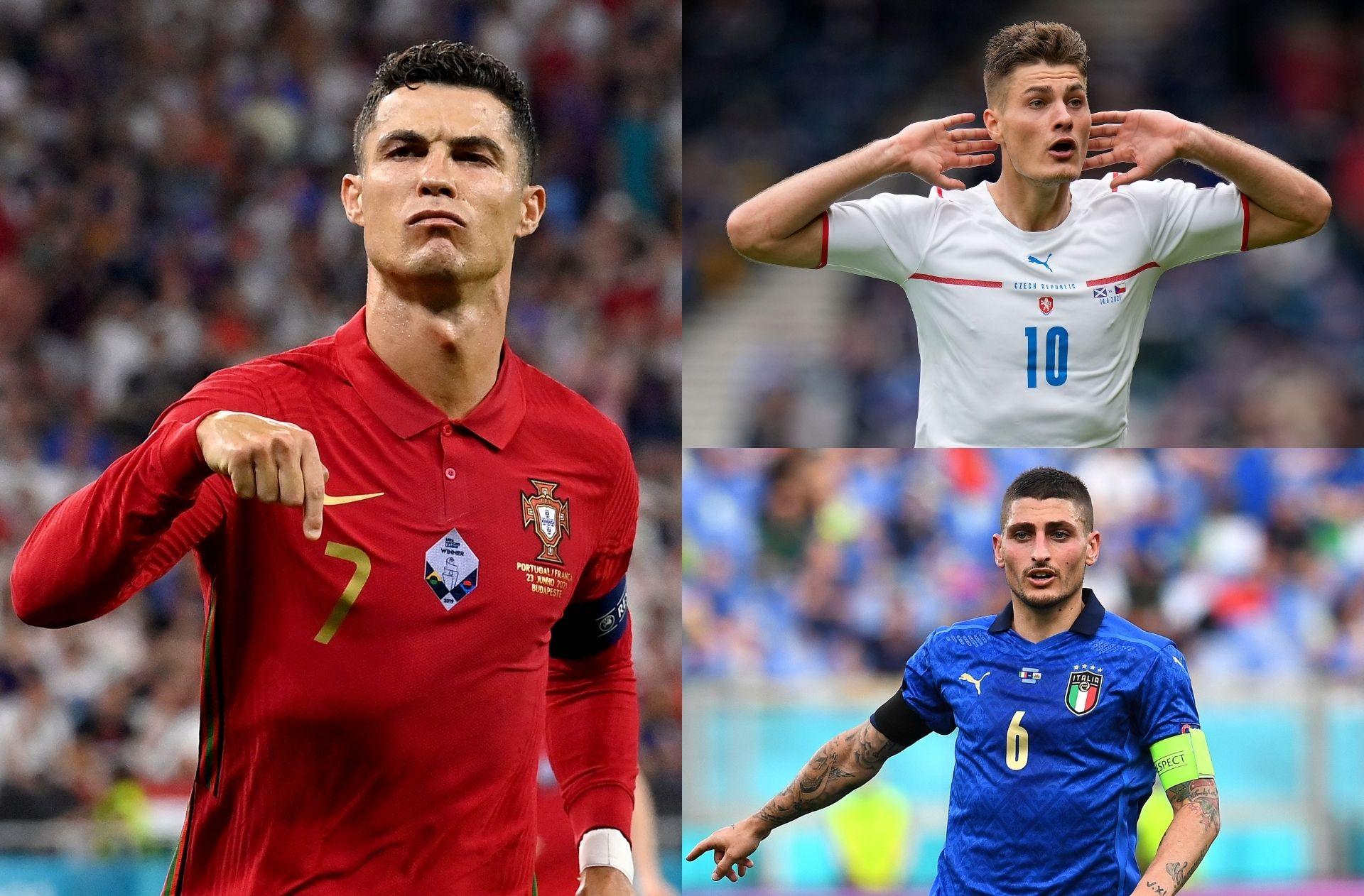 Euro 2020 Player Rankings: