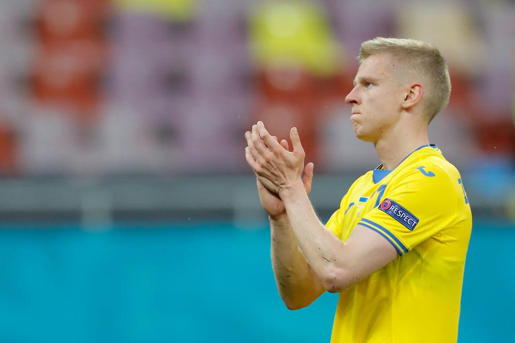 Oleksandr Zinchenko - Ukraine - Euro 2020