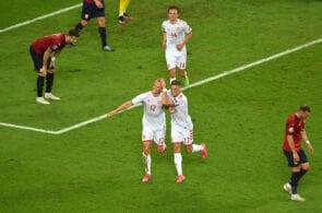 Czech Republic vs Denmark - Euro 2020