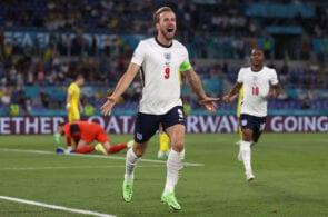 Ukraine vs England - Euro 2020