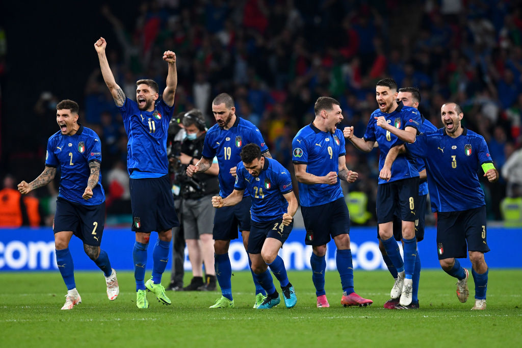 Italy v England - Euro 2020 Final
