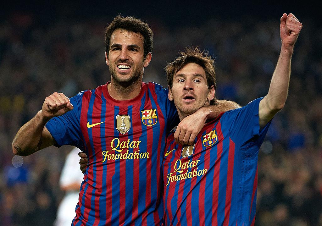 Cesc Fabregas, FC Barcelona