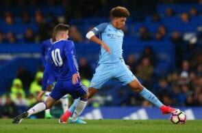 Jadon Sancho, Manchester City