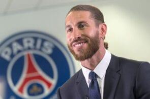 Sergio Ramos - PSG