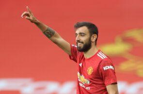 Bruno Fernandes - Man United