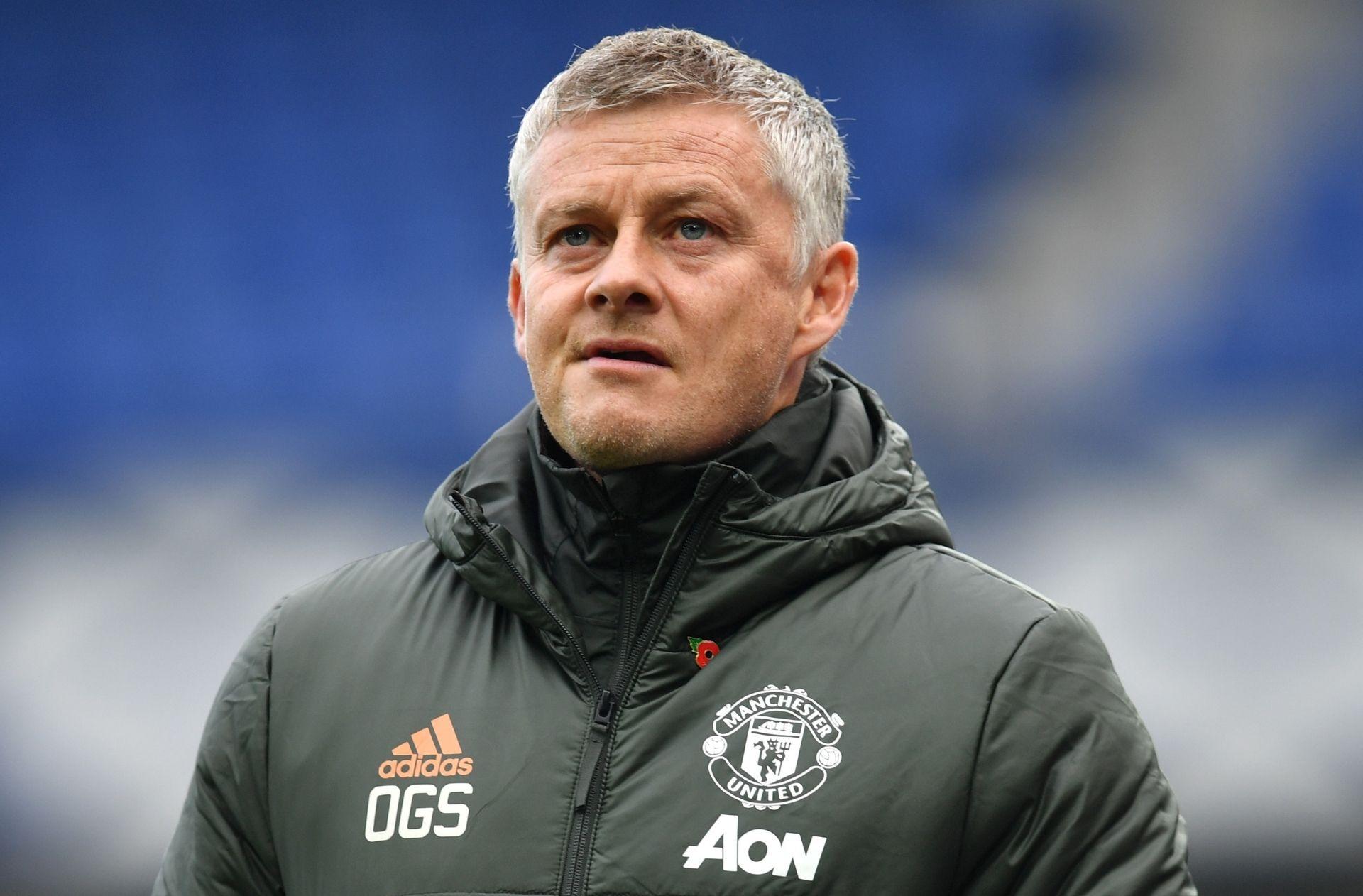 Ole Gunnar Solskjaer - Man United