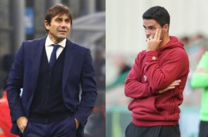 Antonio Conte, Mikel Arteta - Arsenal