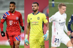 Tolisso - Bayern, Romero - Man United, Odegaard - Real Madrid