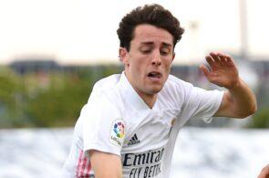 Alvaro Odriozola - Real Madrid