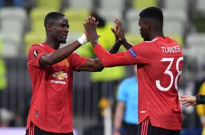 Axel Tuanzebe - Man United
