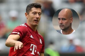 Lewandowski - Bayern, Guardiola - Man City