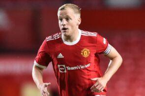 Donny van de Beek - Man United