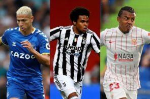 Richarlison - Everton, Weston McKennie - Juventus, Jules Kounde - Sevilla