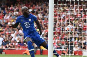 Romelu Lukaku: Arsenal vs Chelsea - Premier League