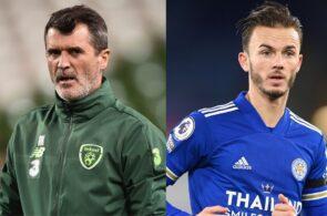 Roy Keane, James Maddison, Arsenal