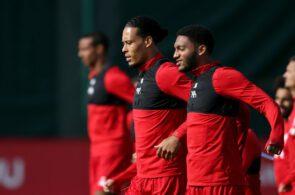 Virgil van Dijk, Joe Gomez, Liverpool