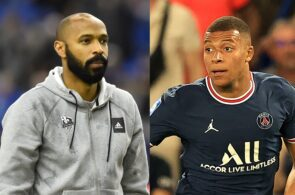 Thierry Henry, Kylian Mbappe