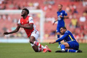 Thomas Partey, Arsenal