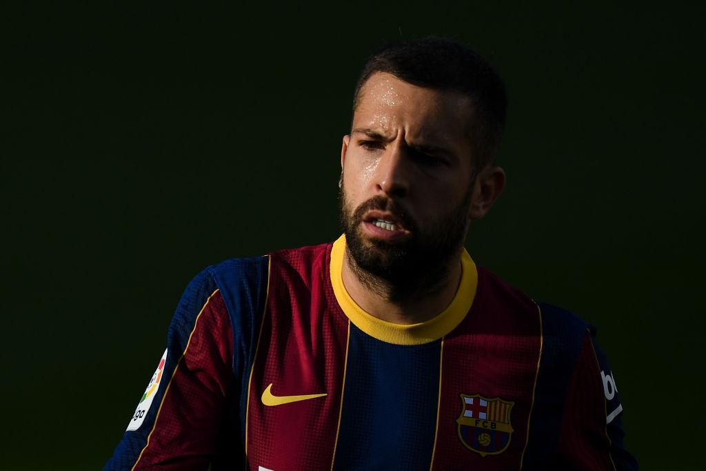 Jordi Alba, FC Barcelona