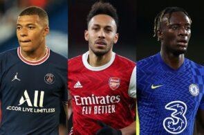 Monday's transfer rumors - Barcelona eye moves for two Arsenal strikers